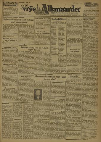 De Vrije Alkmaarder 1946-04-11