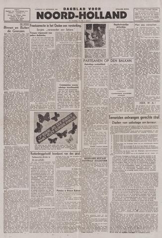 Dagblad Noord-Holland, Schager editie 1943-09-25