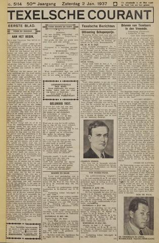 Texelsche Courant 1937