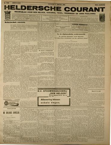 Heldersche Courant 1932-01-09