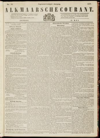 Alkmaarsche Courant 1877-05-13