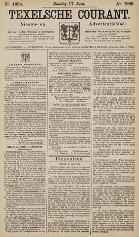 Texelsche Courant 1900-06-17
