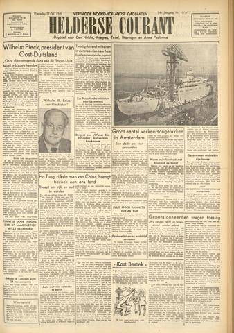 Heldersche Courant 1949-10-12