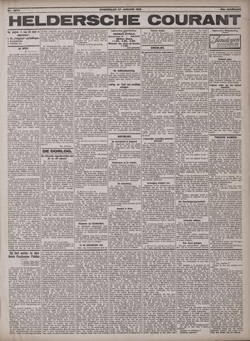 Heldersche Courant 1916-01-27