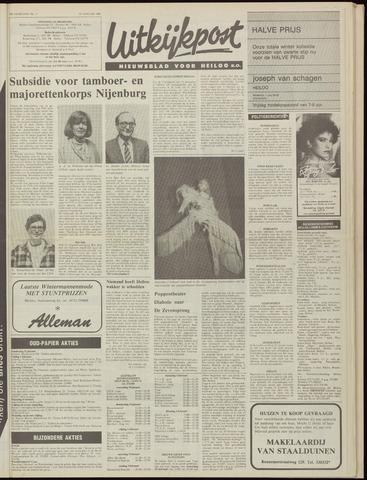 Uitkijkpost : nieuwsblad voor Heiloo e.o. 1985-01-30