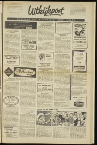 Uitkijkpost : nieuwsblad voor Heiloo e.o. 1962-09-27