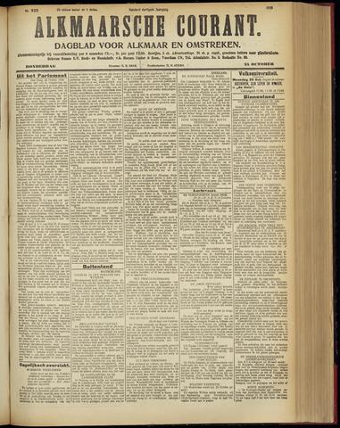 Alkmaarsche Courant 1928-10-25