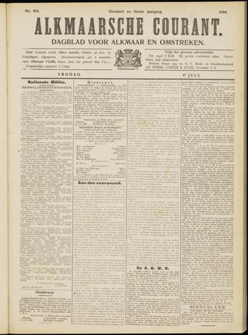Alkmaarsche Courant 1908-07-17