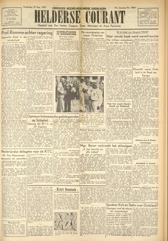 Heldersche Courant 1949-08-18
