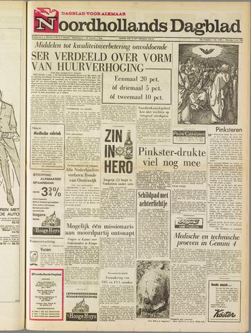 Noordhollands Dagblad : dagblad voor Alkmaar en omgeving 1965-06-05