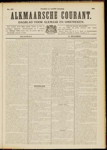 Alkmaarsche Courant 1910-12-12