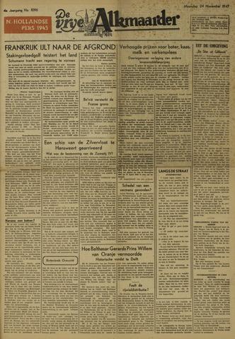 De Vrije Alkmaarder 1947-11-24