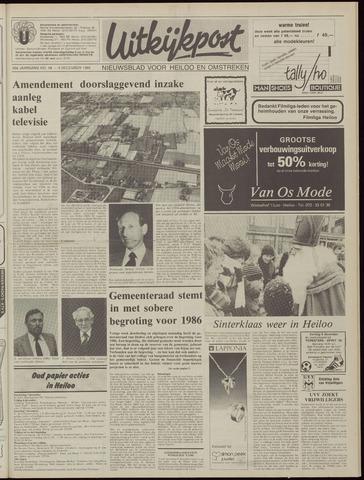 Uitkijkpost : nieuwsblad voor Heiloo e.o. 1985-12-04