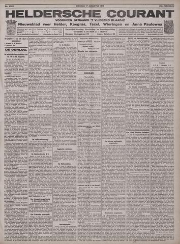 Heldersche Courant 1915-08-17