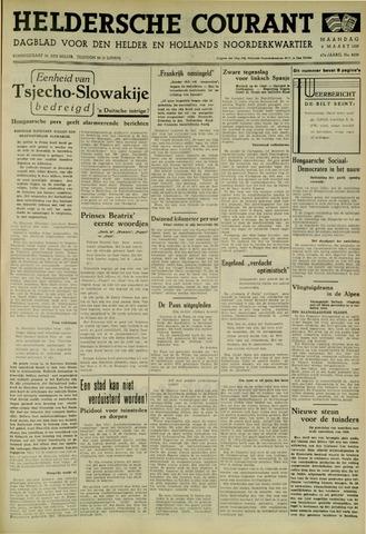 Heldersche Courant 1939-03-06