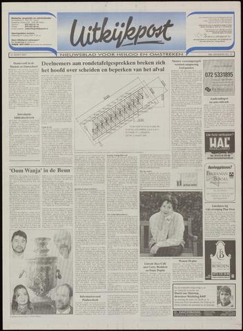 Uitkijkpost : nieuwsblad voor Heiloo e.o. 2001-03-21