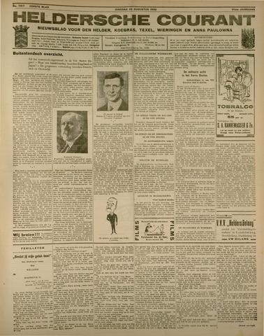 Heldersche Courant 1933-08-22
