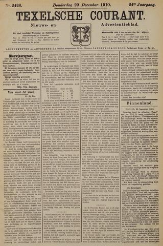 Texelsche Courant 1910-12-29
