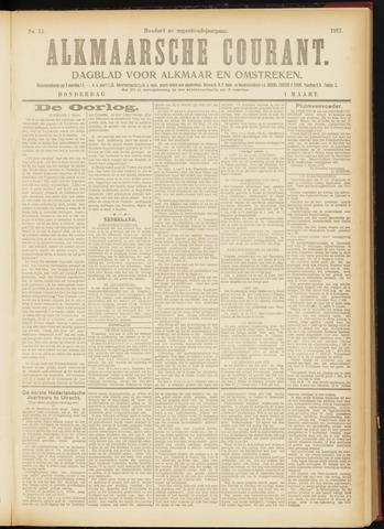 Alkmaarsche Courant 1917-03-01