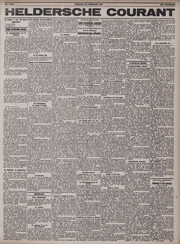 Heldersche Courant 1917-02-20
