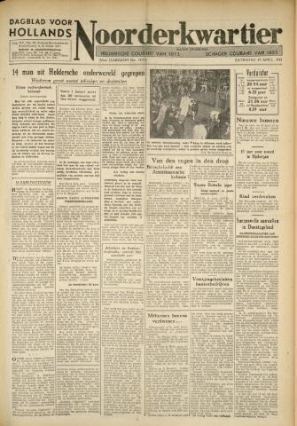 Heldersche Courant 1942-04-25