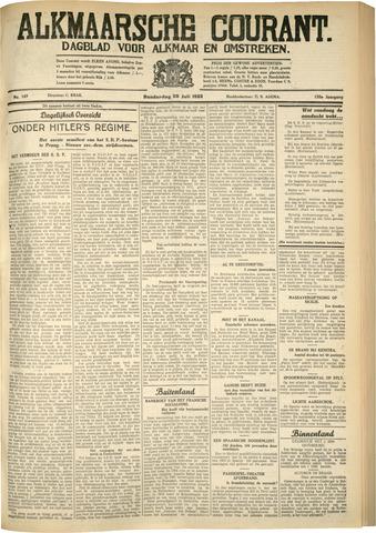 Alkmaarsche Courant 1933-07-20