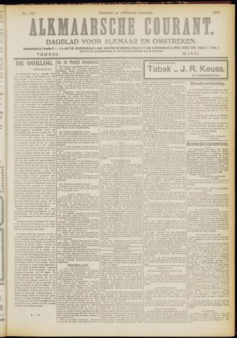 Alkmaarsche Courant 1916-07-28