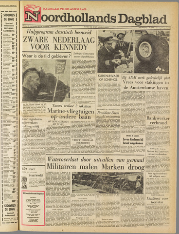 Noordhollands Dagblad : dagblad voor Alkmaar en omgeving 1963-08-24