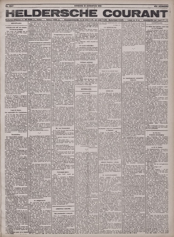 Heldersche Courant 1919-08-12