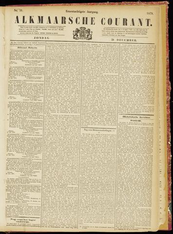 Alkmaarsche Courant 1879-12-21