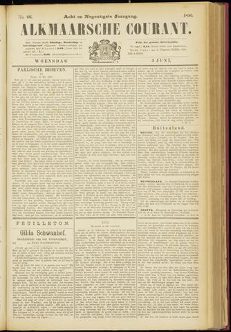Alkmaarsche Courant 1896-06-03