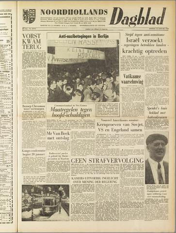 Noordhollands Dagblad : dagblad voor Alkmaar en omgeving 1960-01-12