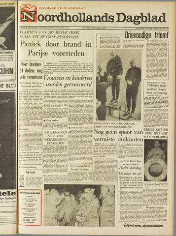 Noordhollands Dagblad : dagblad voor Alkmaar en omgeving 1968-01-29