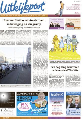 Uitkijkpost : nieuwsblad voor Heiloo e.o. 2014-07-30