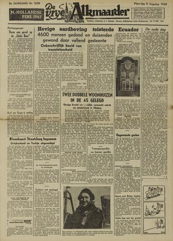 De Vrije Alkmaarder 1949-08-08