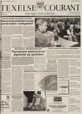 Texelsche Courant 2000-02-25