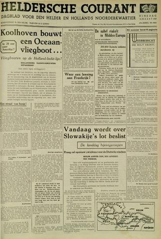 Heldersche Courant 1939-03-14