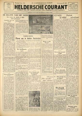 Heldersche Courant 1947-09-03