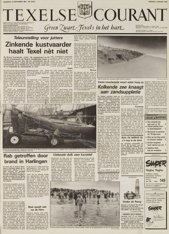 Texelsche Courant 1995