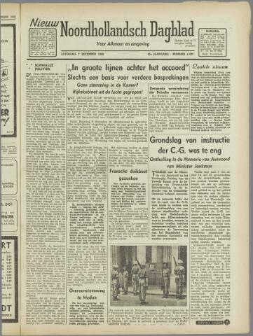 Nieuw Noordhollandsch Dagblad : voor Alkmaar en omgeving 1946-12-07