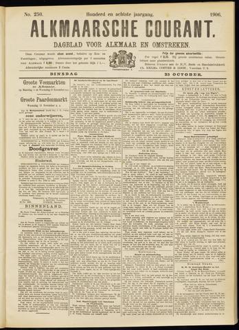 Alkmaarsche Courant 1906-10-23
