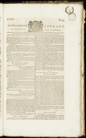 Alkmaarsche Courant 1836-10-10