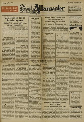 De Vrije Alkmaarder 1947-12-09