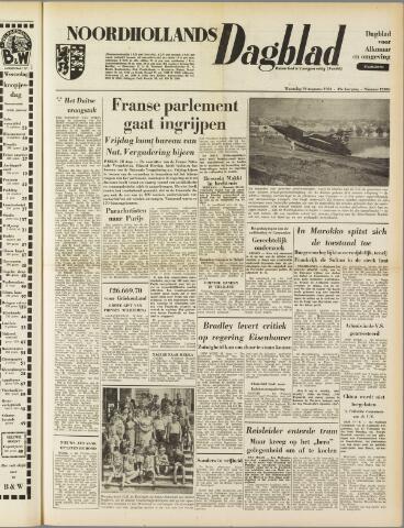 Noordhollands Dagblad : dagblad voor Alkmaar en omgeving 1953-08-19