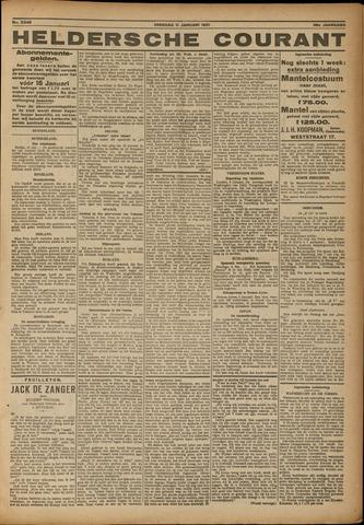 Heldersche Courant 1921-01-11