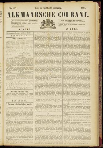 Alkmaarsche Courant 1881-07-24