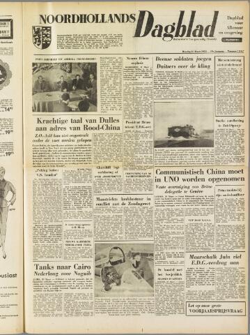 Noordhollands Dagblad : dagblad voor Alkmaar en omgeving 1954-03-30