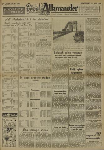 De Vrije Alkmaarder 1949-06-23