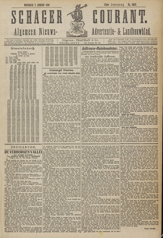 Schager Courant 1920-01-07