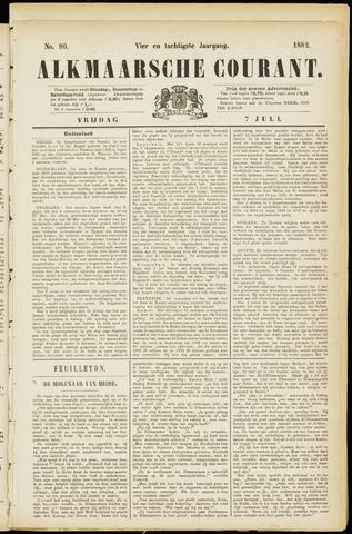 Alkmaarsche Courant 1882-07-07
